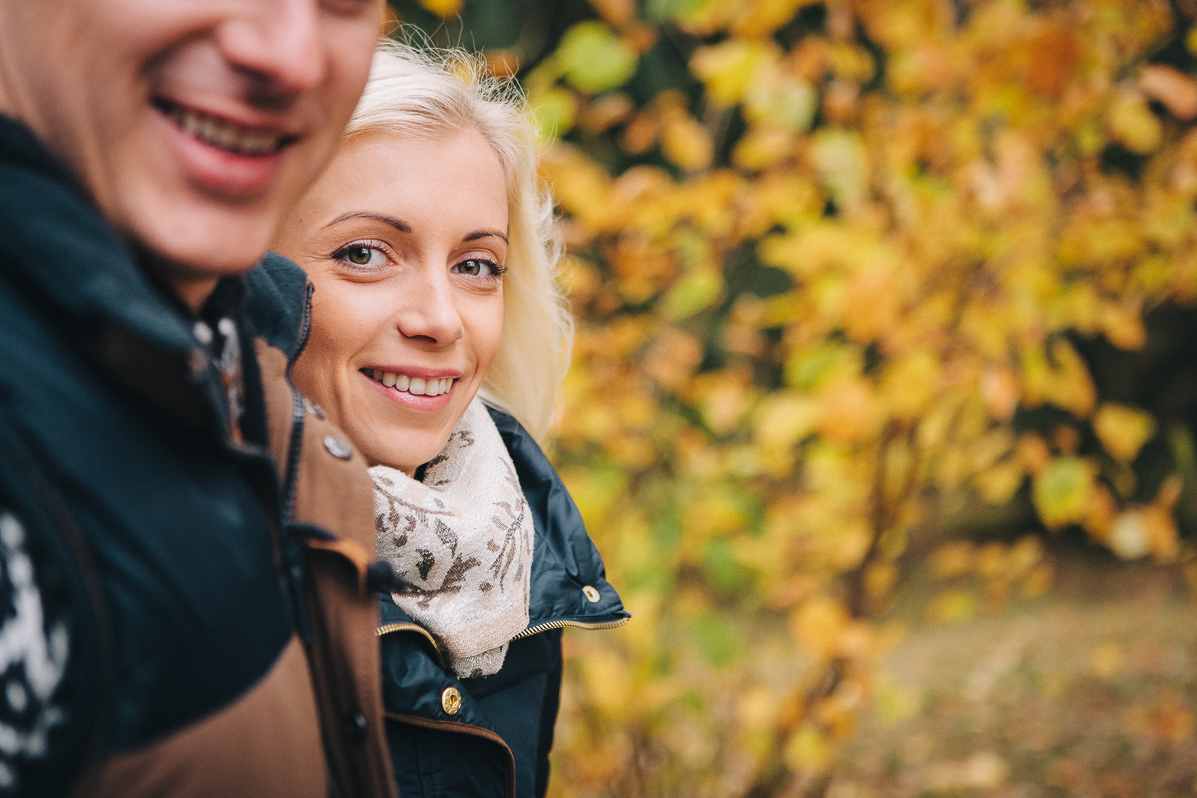 Autumn Engagement Shoot at Keila-Joa