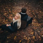 Engagement shoot at Keila-Joa