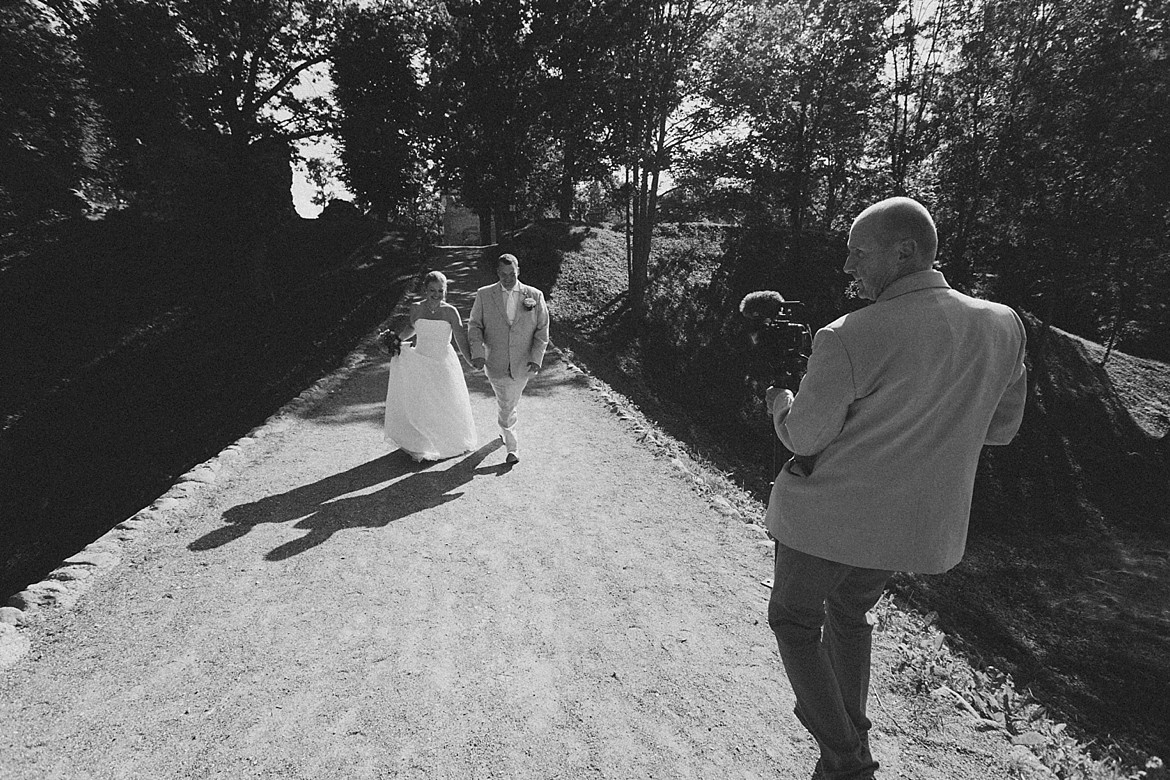 Wedding photographer at Viljandi, Estonia