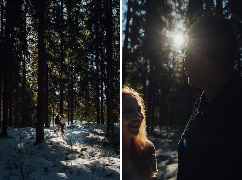 Wedding photographer / häävalokuvaaja - Nuuksio, Espoo