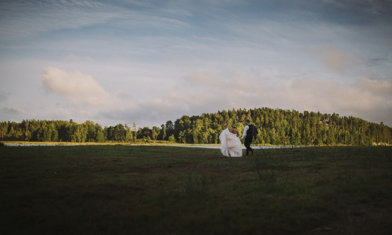 Jenni & Toni – wedding at Långvik
